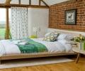 стиль кантри в оформлении спальни