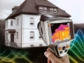 Тепловизионное сканирование загородных коттеджей